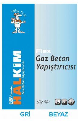 HALKİM FLEX GAZ BETON YAPIŞTIRICISI (GRİ VE BEYAZ)