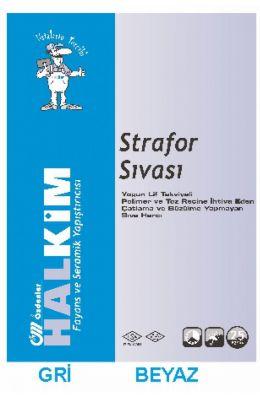 HALKİM STRAFOR SIVASI (GRİ VE BEYAZ)